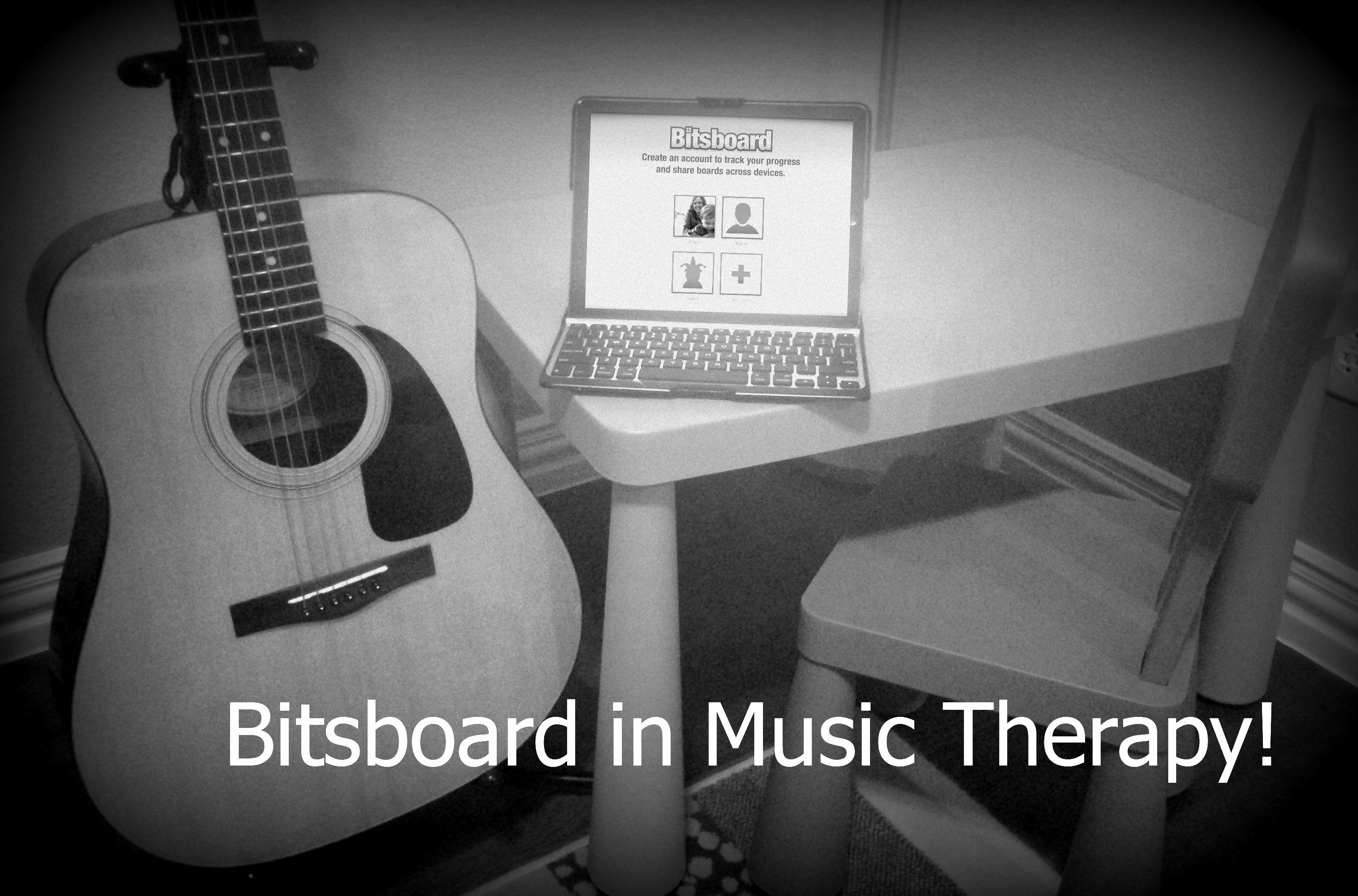 Using Bitsboard in Music Therapy + A Bonus Song!