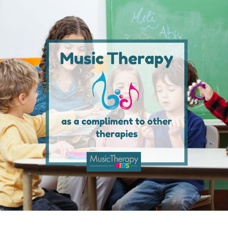 Music Therapy as a Compliment to Other Therapies