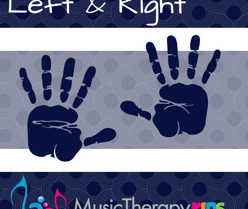 Learn Left & Right with a fun, new song!