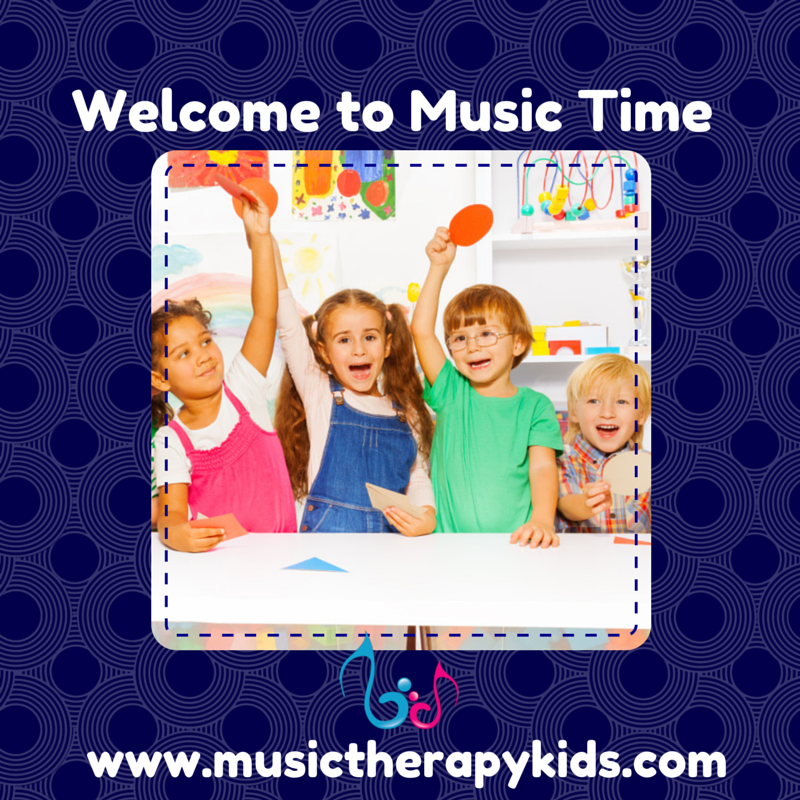 Welcome to Music Time {a new greeting song}