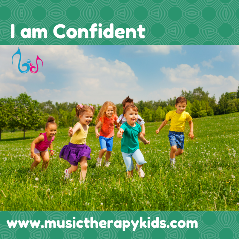 I am Confident! A Social Skills Song