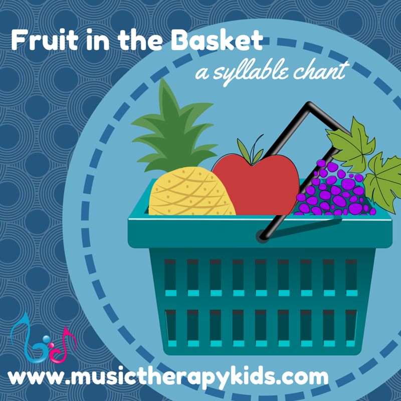 Fruit in the Basket: Learning Syllables