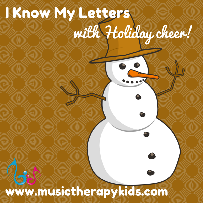 Snowmen letters – an upcycled song with brand new visuals