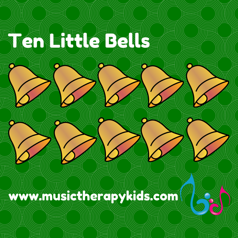 Ten Little Bells [Ordinal Numbers + Following Directions]