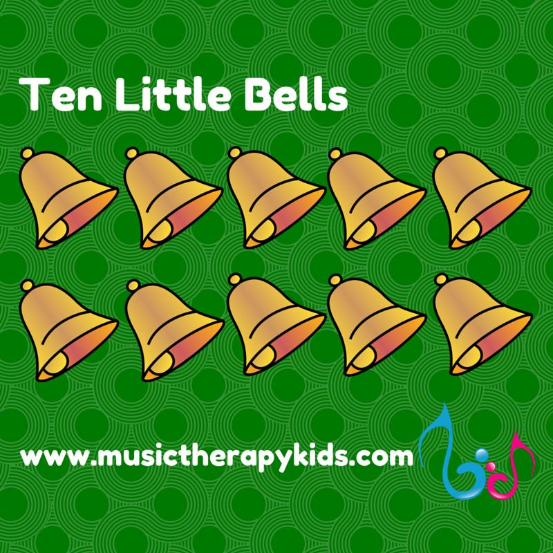 Ten Little Bells [Ordinal Numbers + Following Directions]
