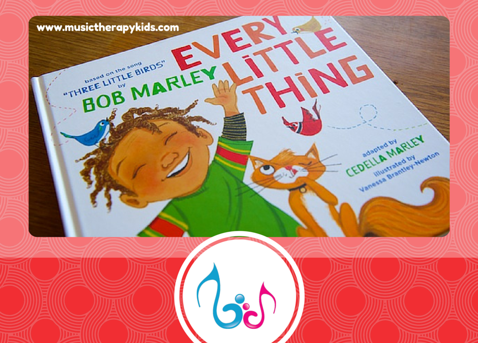 Singable Book of the Month: Every Little Thing