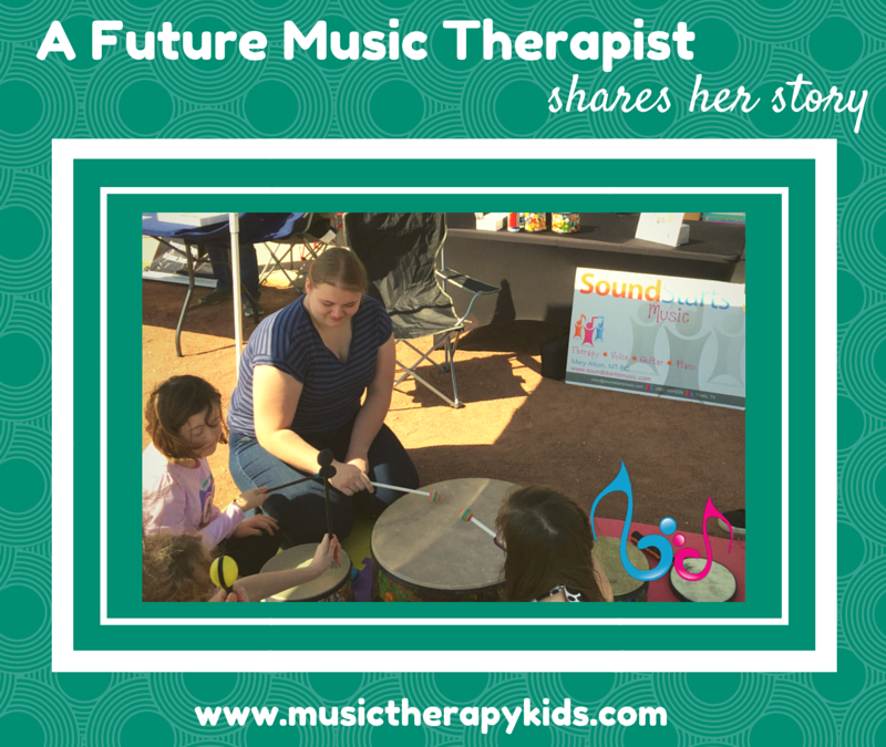 Back on the Blog & A perspective from a future music therapist…Meet Kelsey!