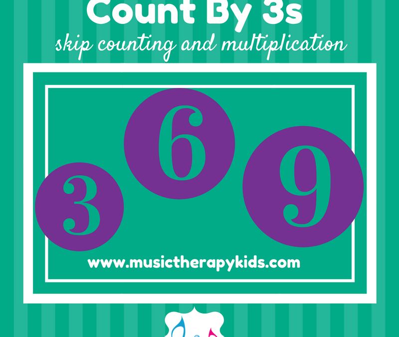 Skip Counting by 3s!