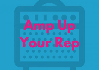 Amp Up Your Rep Mini Course