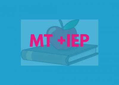MT + IEP